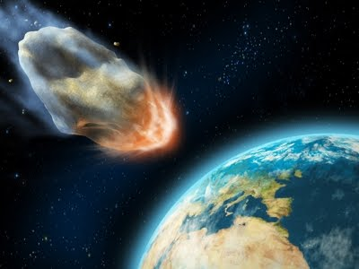 asteroid near earth impact DA14 February 15 2013 close encounter