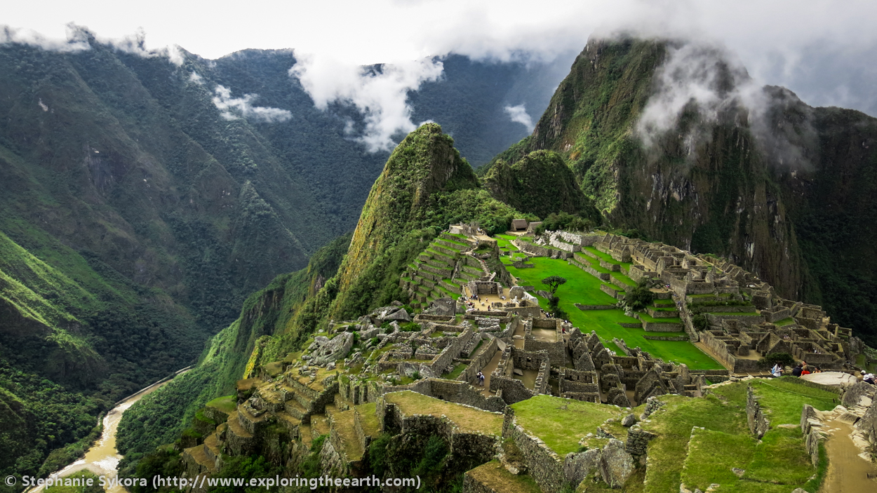Peru, South America, Machu, Picchu, geology, travel, blog, adventure, hiking, exploring, earth, science, rocks, nature, geomorphology, Inca, Andes, mountains, culture, civilization, lost city, city ruins, places to visit, fault, earthquake, granite, Inca trail, what to do, visit, Huayna Picchu, Cerro Machu Picchu, photography